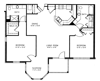 Sauk Gardens Floor Plans Rouse Management