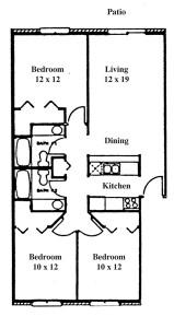 College Park 3 Bedroom - Ranch #1