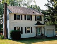 Cape Cod House - Exterior