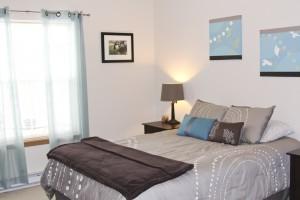 Cortland Pond - Bedroom