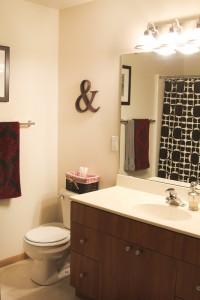 Cortland Pond - Bathroom