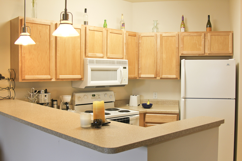 Cortland Commons - Kitchen