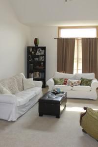 Junction Ridge - Living Room