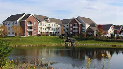Cortland Pond - Main