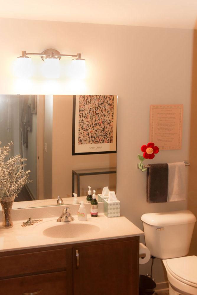 The Monroe - Bathroom