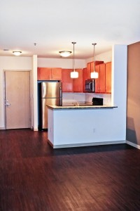 Parman Place - Kitchen