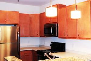 Parman Place - Kitchen