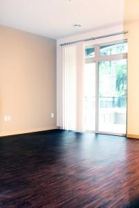 Parman Place - Living Room