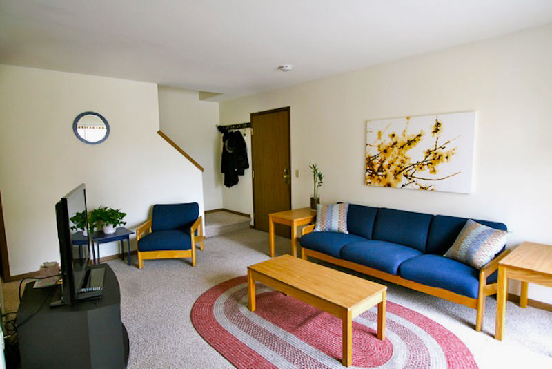 Renee Row - Living Room