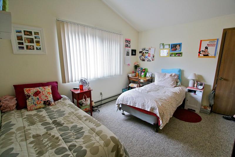 Renee Row - Bedroom