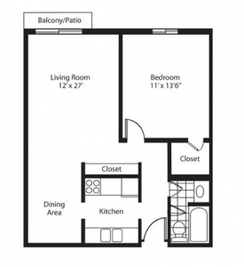 The Sovereign 1 Bedroom