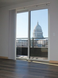 Capitol's Edge Apartments - View
