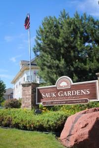 Sauk Gardens - Main
