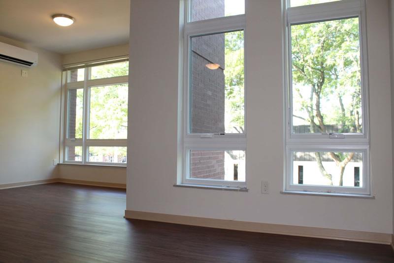 The Monroe - Living Room
