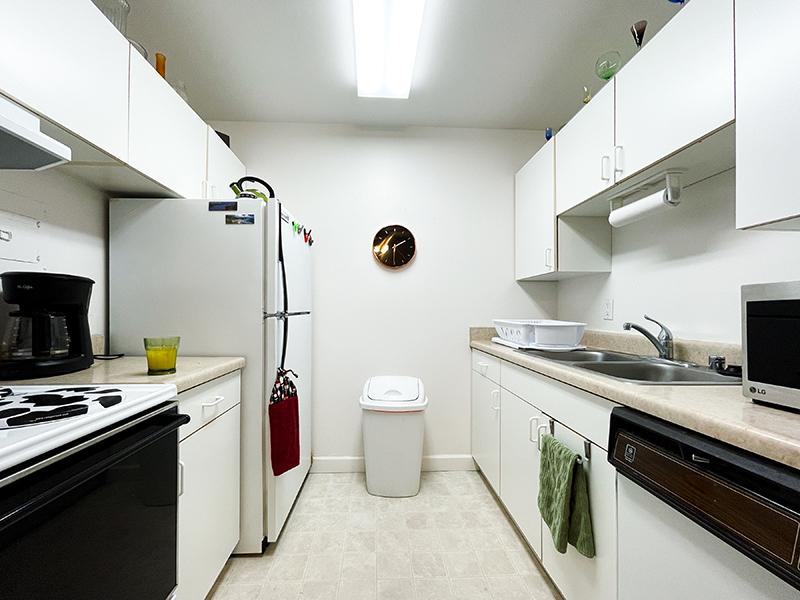 Pheasant Run I kitchen