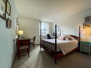 The Sovereign apartments bedroom