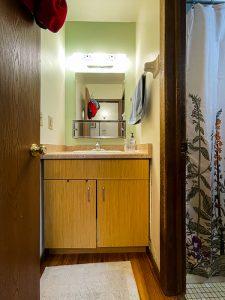 The Sovereign apartments bathroom